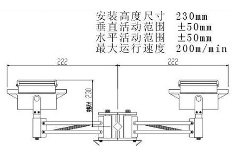 250A重型集电器