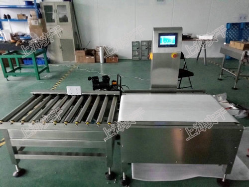 重量识别机