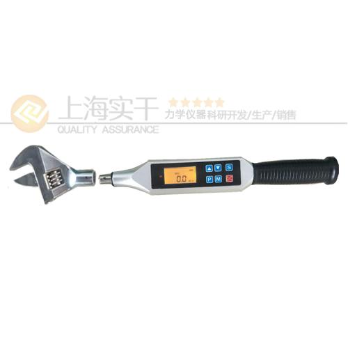 500N.m扭力检测扳手图片 (可配活动开口头)