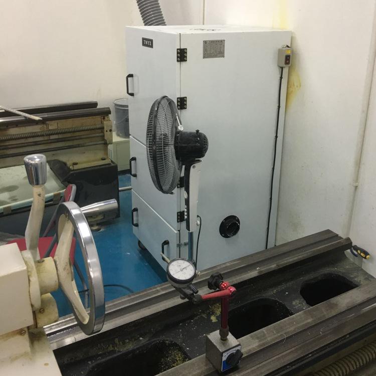 非标定制 磨床吸尘器CW-220S  功率2.2kw磨床金属粉末工业磨床吸尘器 工业吸尘器示例图13