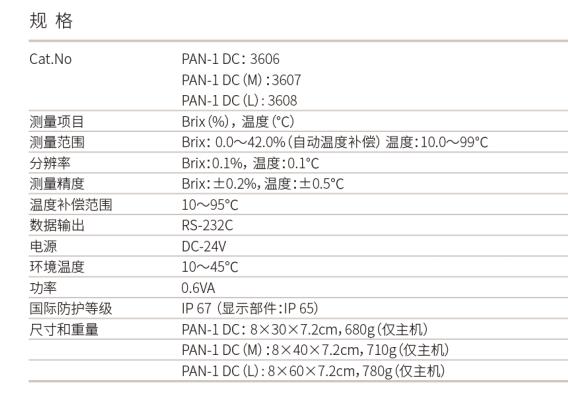 ATAGO(爱拓)简易型在线浓度计PAN-1DC(参数).png