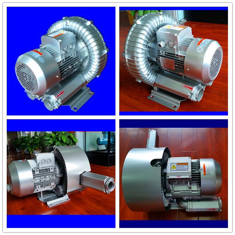 直销 YX-23D-1漩涡高压风泵 功率250W 风量105m3/h 风压24KPa 旋涡高压气泵示例图3
