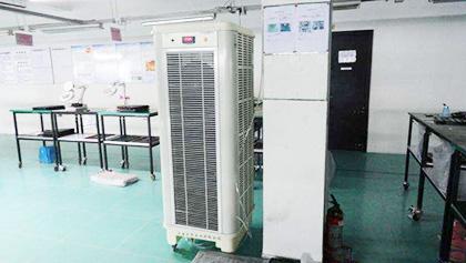 JY-12T湿膜加湿器案例3