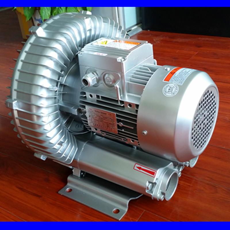 厂家 YX-71D-2高压旋涡气泵 2.2KW漩涡式高压气泵示例图2