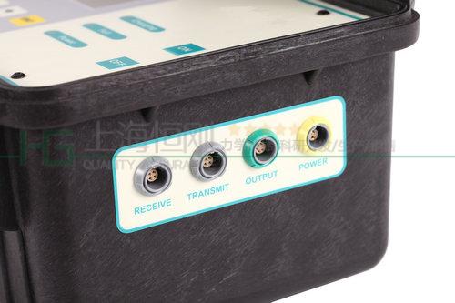 普勒便携式超声波流量计