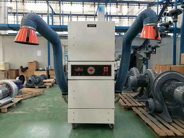 厂家 脉冲集尘机 移动柜式磨床脉冲集尘机生产厂家示例图2