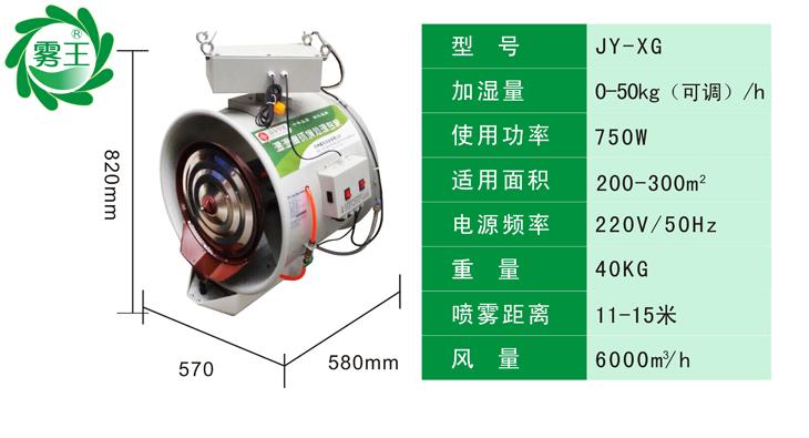 产品尺寸及使用功率介绍