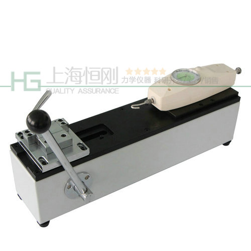 SGWS简易端子线拉力测试仪  可配SGNK表盘推拉力计