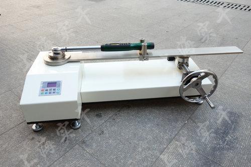 SGNJD型號的力矩扳手檢定儀