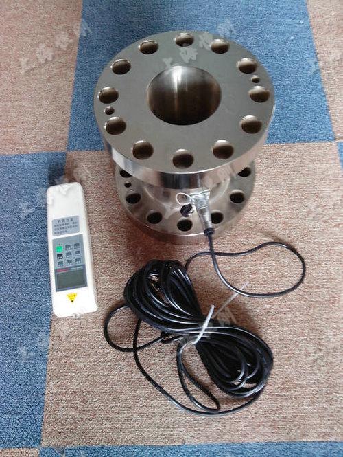 法兰电子测力仪图片