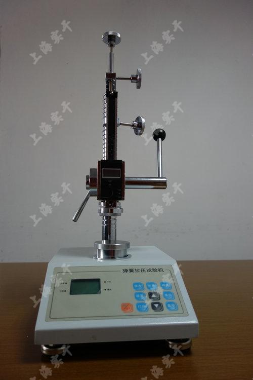 弹簧拉压力检测仪