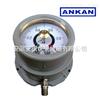 无锡/南京/YJTX-150-B 防爆电接点压力表/上下限/报警/