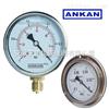 无锡/南京/YTN-150B 充油压力表/耐震/